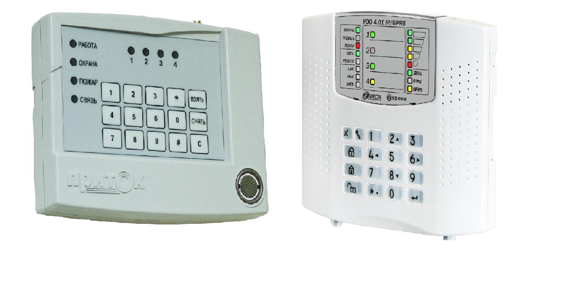 Техническое обслуживание охранных систем «Юпитер», «Приток» и тд.